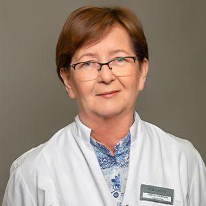 Specjalista: dyplomowana ortoptystka