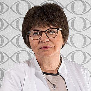 Specjalista chorób oczu